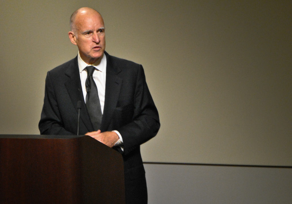 A new poll finds support is slipping for Gov. Jerry Brown's Proposition 30 on the November ballot.