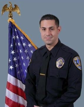 Andrew Tachias, the Riverside police officer shot by Christopher Dorner, is back home after nearly two weeks in the hospital.