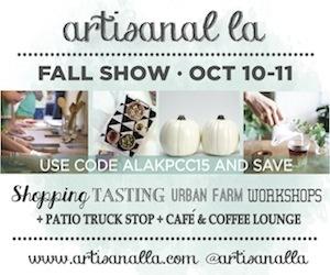 Artisanal LA Fall Show 2015