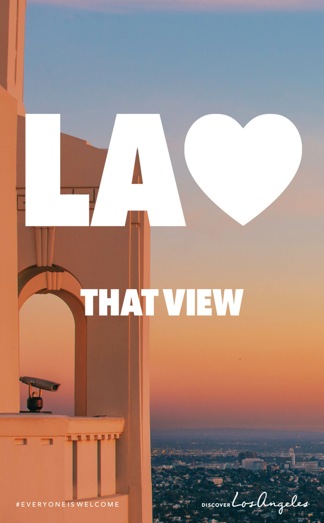 L.A. Love: That View.