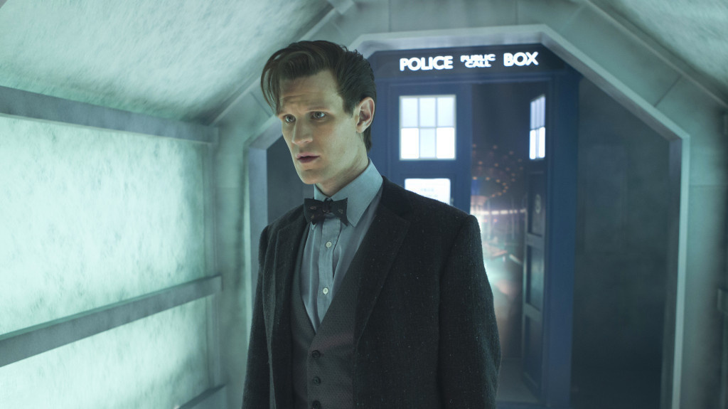 Syrian activist Dandachi found solace, and lessons, in <em>Doctor Who</em> (the title role portrayed here, in his 11th incarnation, by English actor Matt Smith).