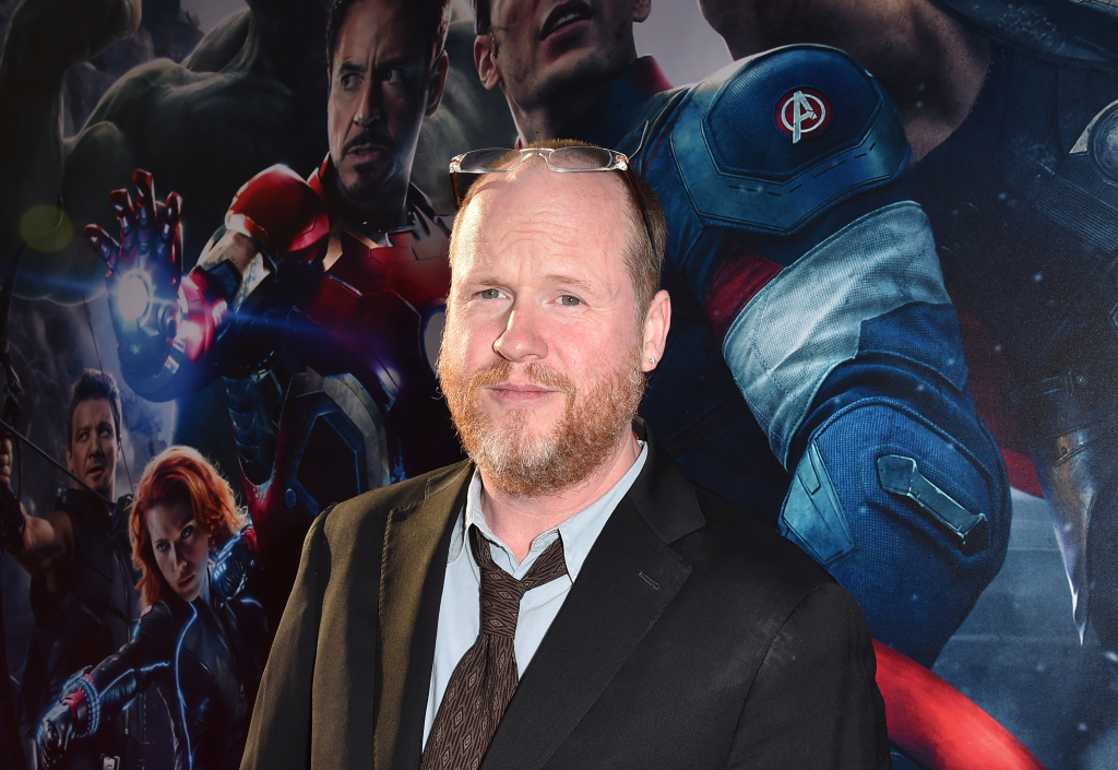 Writer/Director Joss Whedon attends the premiere of Marvel's