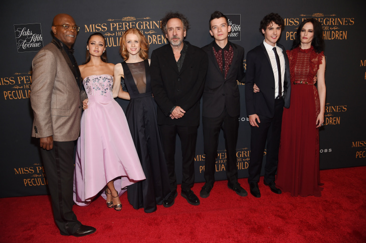 """Miss Peregrine's Home For Peculiar Children"" New York Premiere"