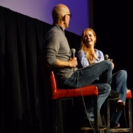 "The Frame's John Horn interviews Amy Adams about her career ahead of a screening of her new film ""Arrival"" at the 43rd annual Telluride Film Festival."