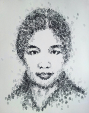 Artist Trinh Mai's work, Ma Cured in Vietnam, was inspired by her mother, who fled Vietnam in 1975 to come to the US.