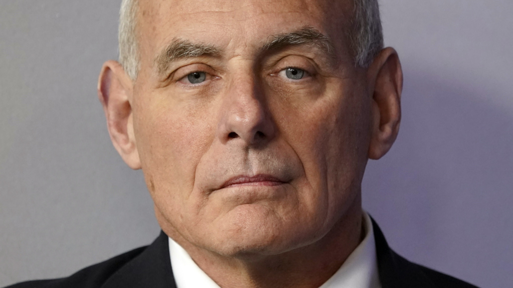 White House Chief of Staff John Kelly is denying that he called President Trump an