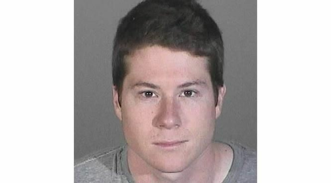 Substitute teacher Taylor Welch, 22, was arrested Tuesday on suspicion of lewd acts upon a child.