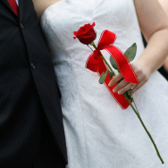 Group Wedding Held On Valentine's Day In West Palm Beach, Florida