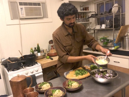 California home cooks like Akshay Prabhu are excited by the prospect of selling food from their kitchens to supplement their incomes.