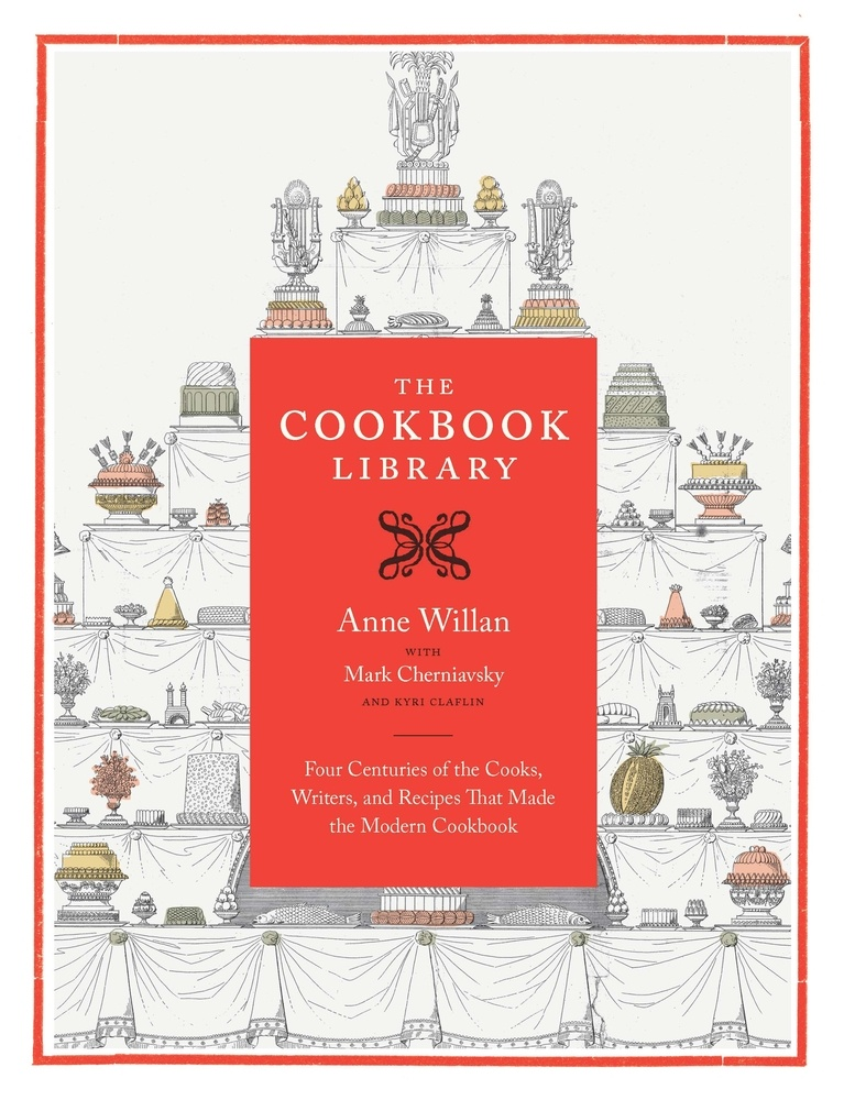 The Cookbook Library by Anne Willan recounts the centuries old history of the printed cookbook.