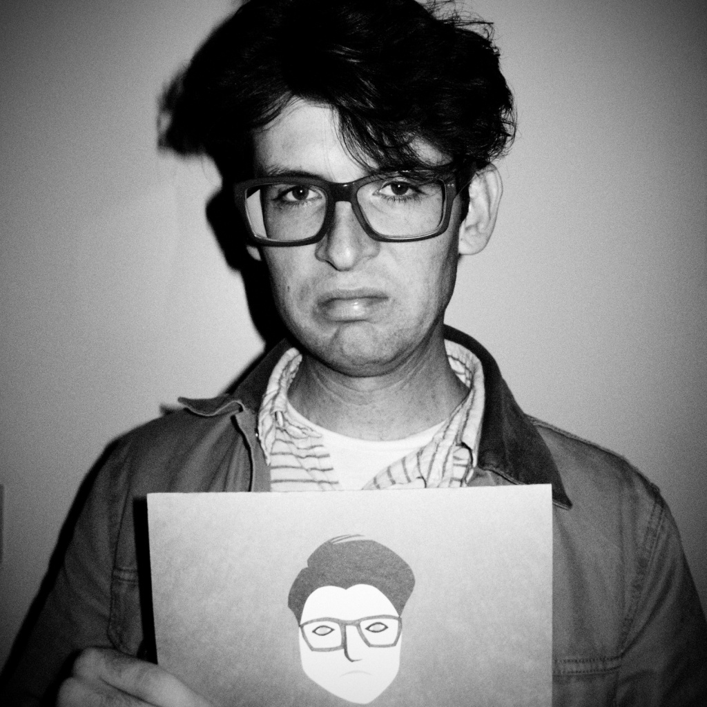 Moshe Kasher, at the Royal/T Cafe in Culver City, Calif.