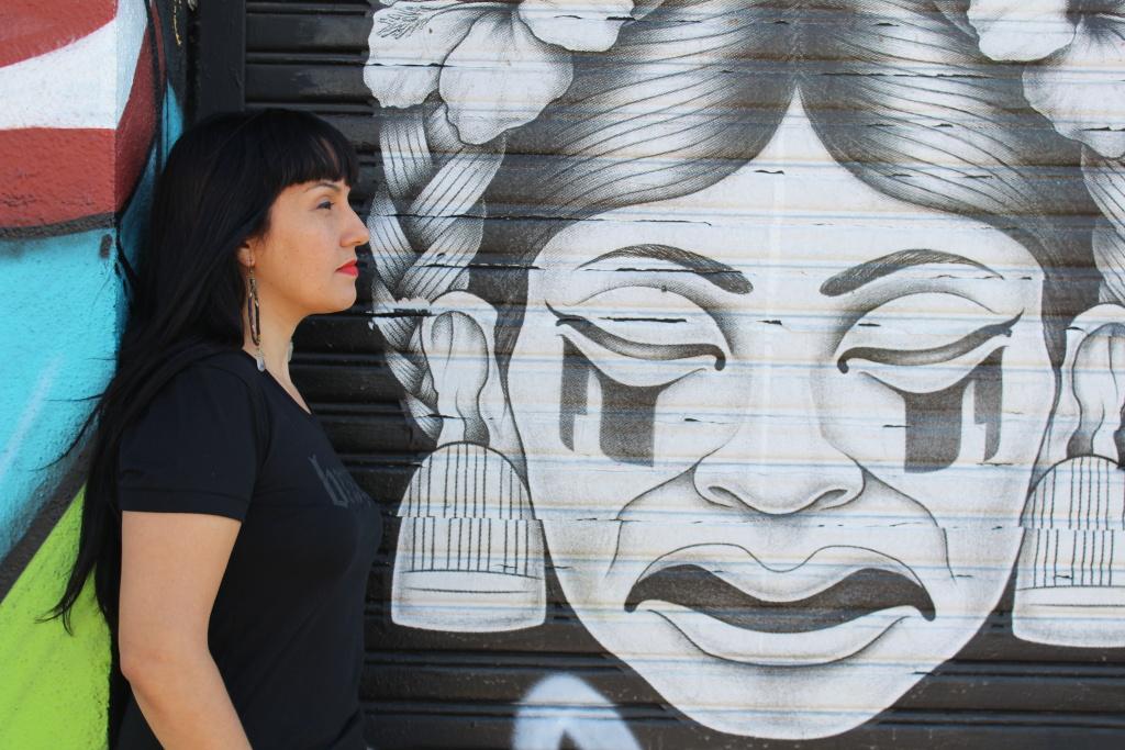 Maya Rosado's subject was Chicana activist Felicia Montes.