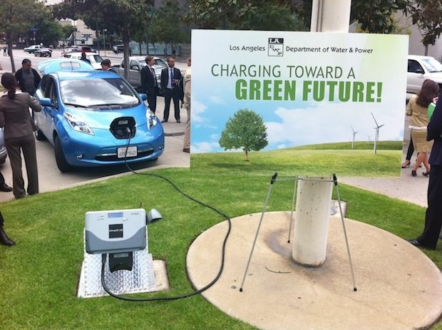 Ladwp Electric Car Charger
