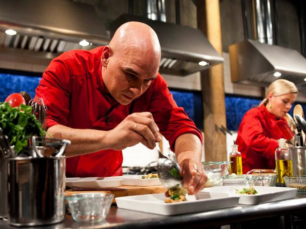 Reality food competition TV show 'Chopped'