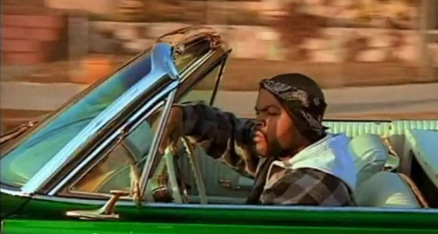 Ice Cube Today Was A Good Day Car Ice Cube - It Was A Good Day