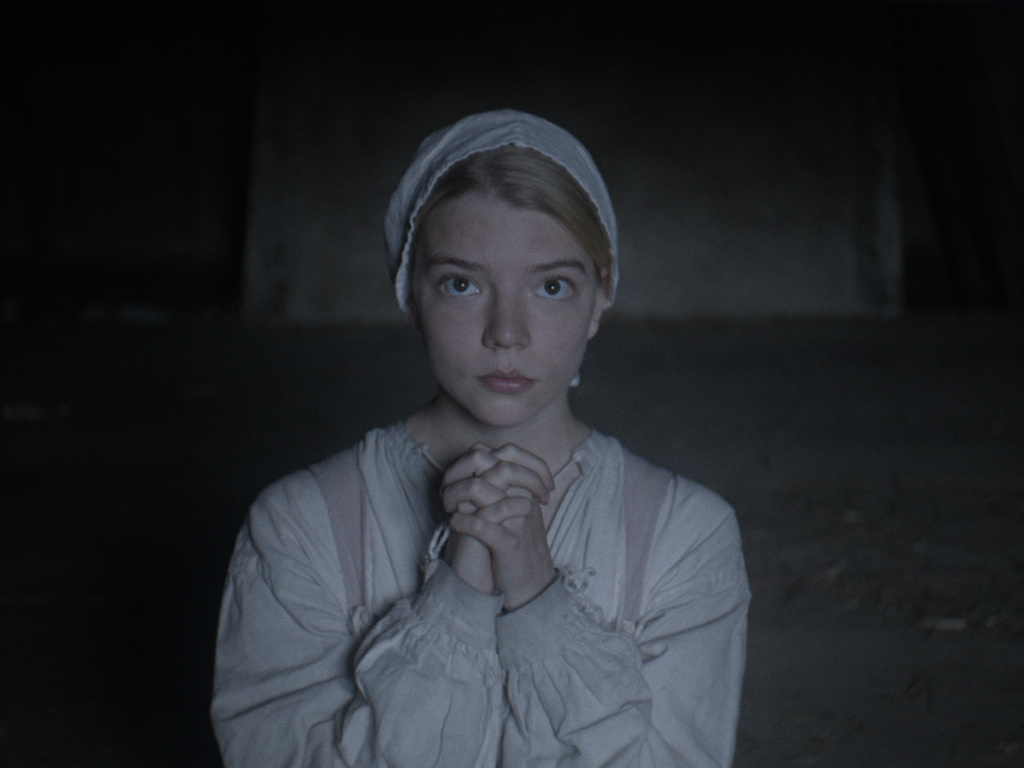 Anya Taylor-Joy stars in Robert Eggers' debut feature,