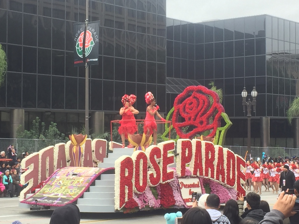 The 2017 Rose Parade theme was