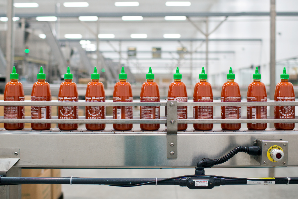 The LAEDC helped Huy Fong Foods reach a compromise to keep operating its Sriracha factory in   Irwindale