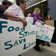 Activists Protest House Farm Bill Plan To Cut Food Assistance Program