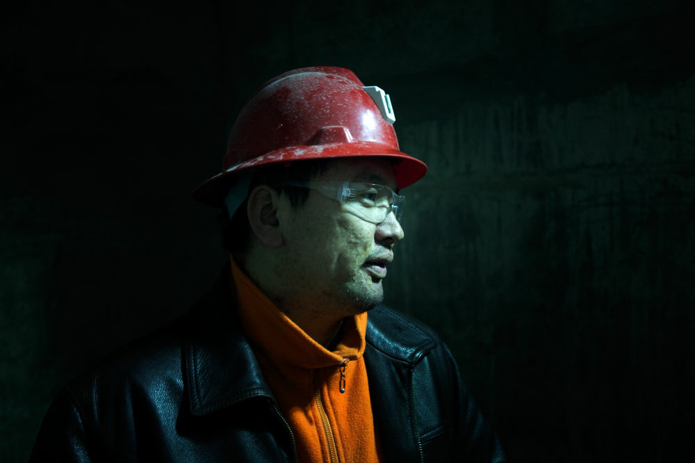 Tseren-ochir is a superintendent at Oyu Tolgoi mine who goes by the name