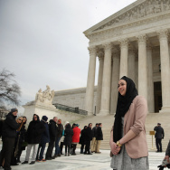 Supreme Court Hears Case Involving Abercrombie & Fitch And Religious Wardrobe Discrimination