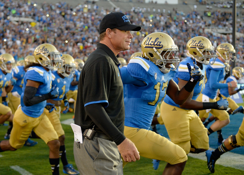 The records show the best-paid UC employee was Jim Mora, head football coach at UCLA. His total compensation last year was $3.5 million.