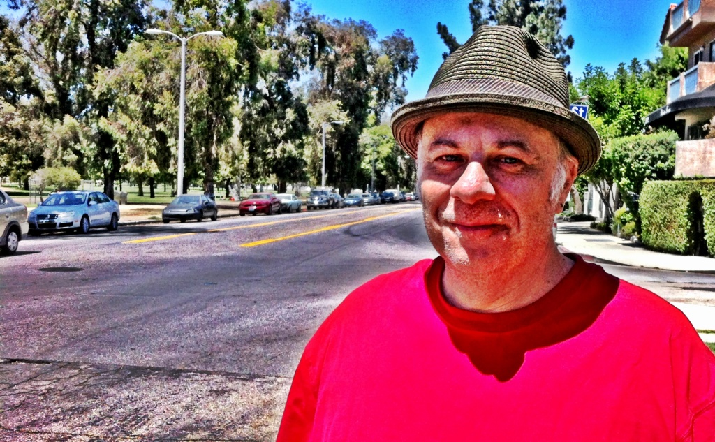 Comedian Eddie Pepitone, known as