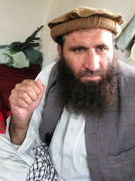 Izzatullah Nusrat is the only former Guantanamo detainee running for Parliament in the Sept. 18 election.
