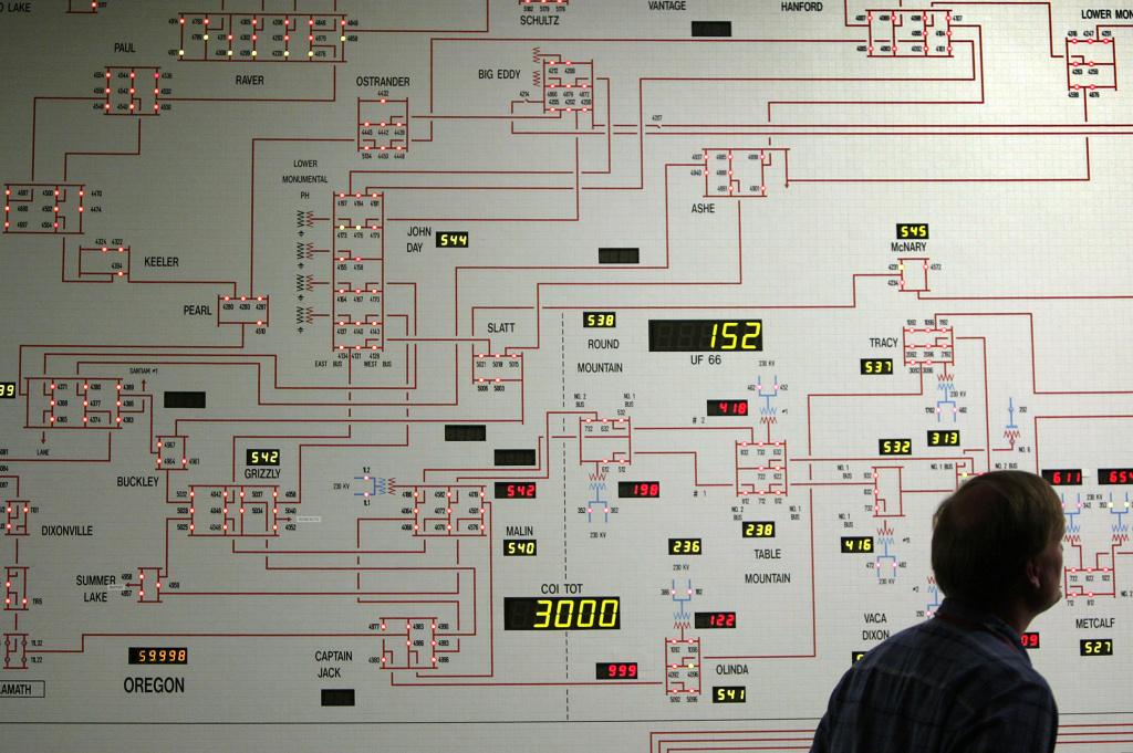 Hot Weather Puts California Power Grid On Alert