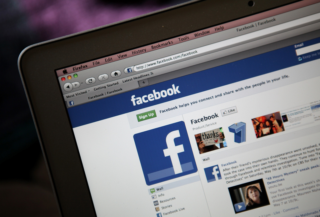 Can Facebook capitalize on social-marketing?