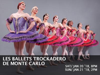 Carpenter Center - Les Ballets Trockadero de Monte Carlo