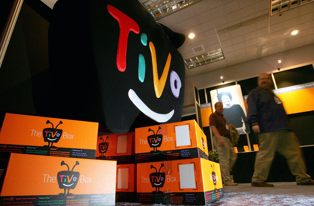 TiVo is trying to maintain a foothold in the DVR business with a new box called The Bolt.
