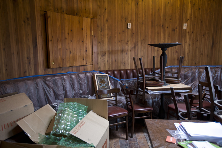 Barrel-shaped Idle Hour Cafe in North Hollywood on Vineland Avenue is set to open in February 2015.