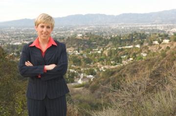 L.A. City Controller Wendy Greuel