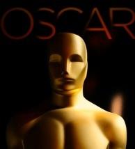 Oscar statuettes on display on February 23, 2011.