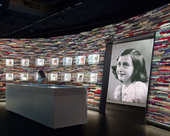 """Anne"" – An Exhibit on the Life and Legacy of Anne Frank"