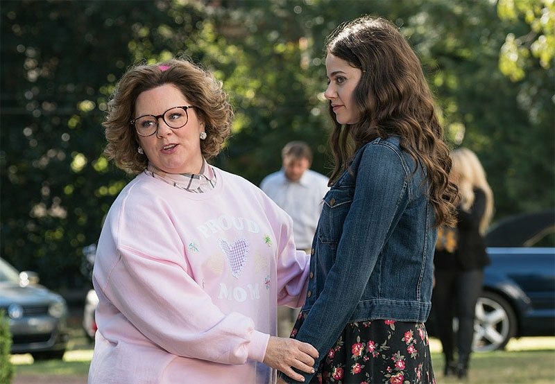 Melissa McCarthy and Molly Gordon star in Warner Bros' LIFE OF THE PARTY.