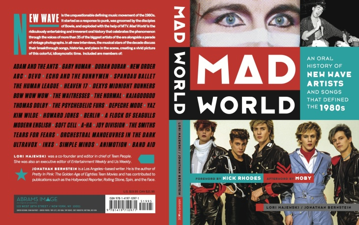 Mad World Book