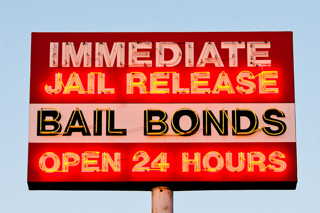 Bail Bonds Billboard