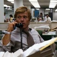 Still from the film, All the President's Men