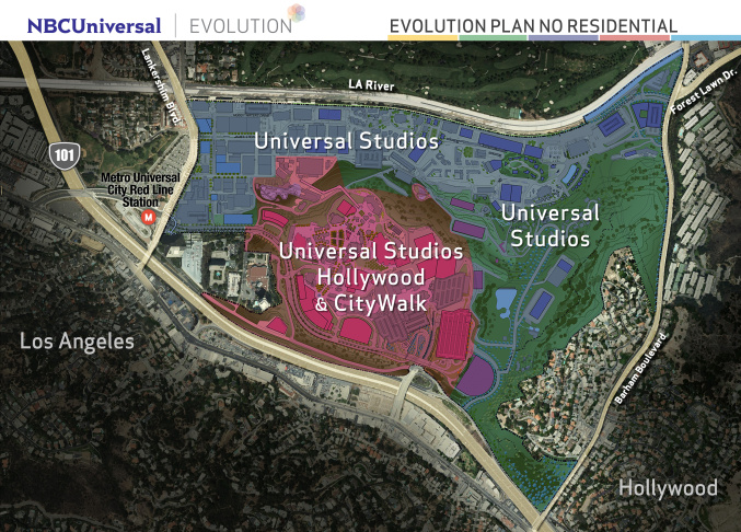evolution plan nbc universal