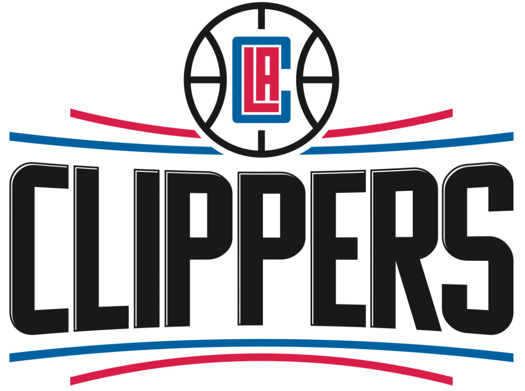 The new logo design for the Los Angeles Clippers
