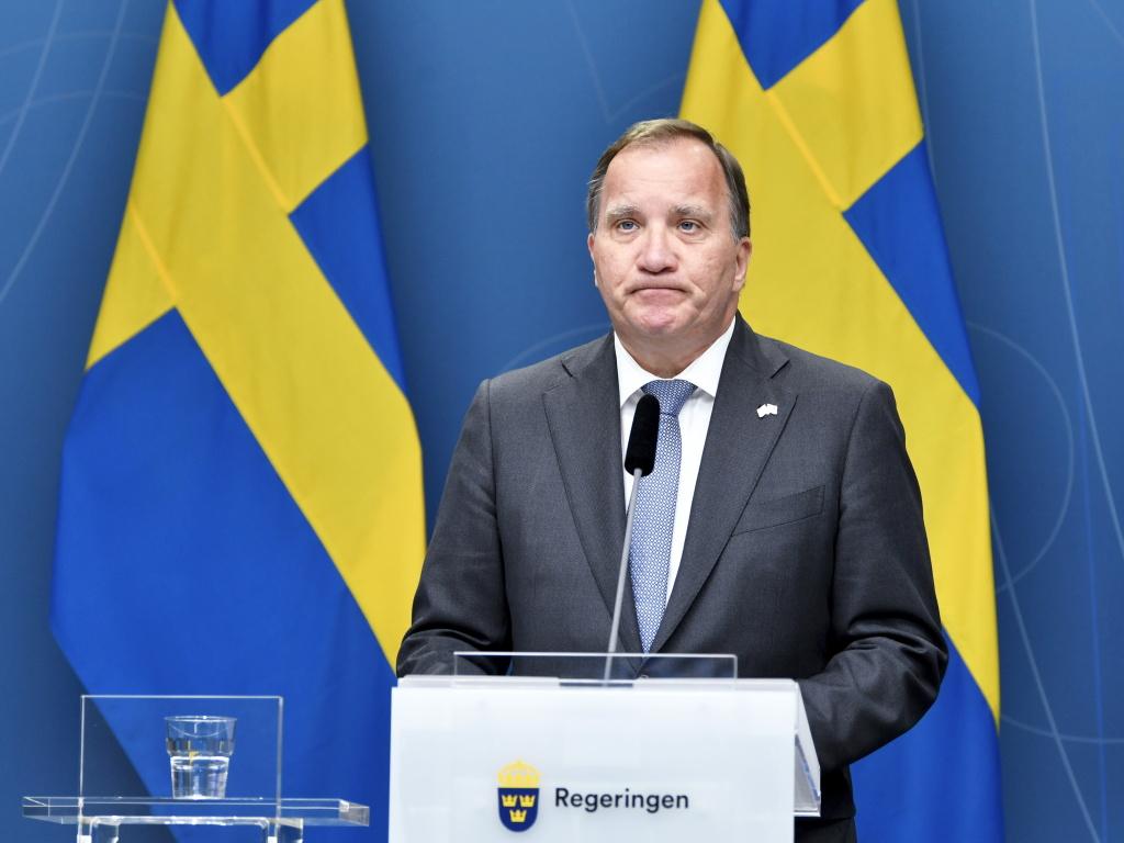 Stefan Lofven, Sweden's Social Democratic prime minister since 2014, lost a confidence vote in parliament Monday.