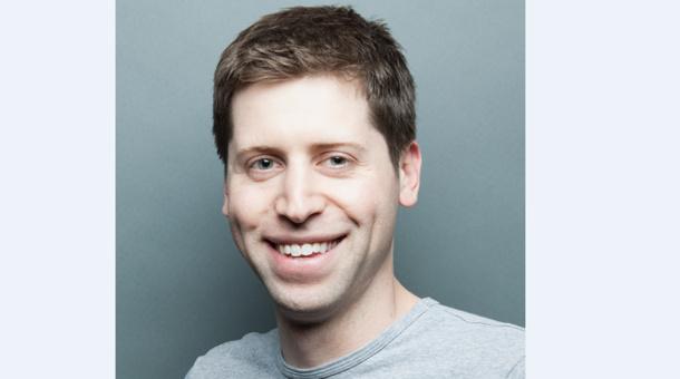 Sam Altman, President of Y Combinator.
