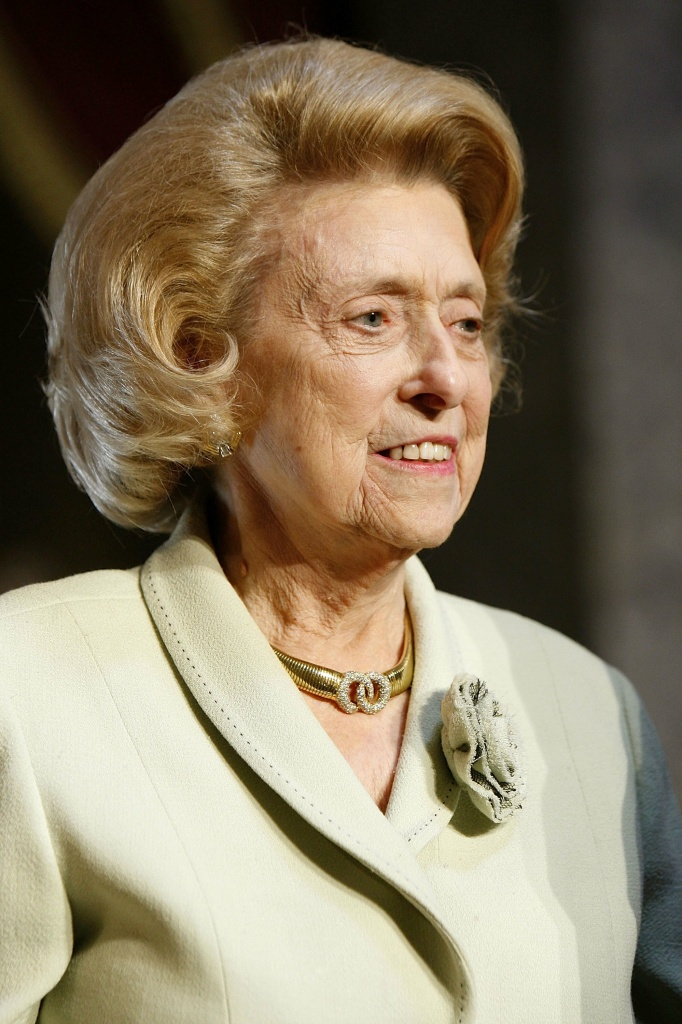 Former Rep. Lindy Boggs used her soft-spoken grace to fight for civil rights during nearly 18 years in Congress after succeeding her late husband in the House. She died Saturday at the age of 97.
