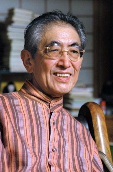 Film director Nagisa Oshima answers the Asahi Shimbun interview on June 22, 2000 in Fujisawa, Kanagawa, Japan.  Oshima, a Japanese director known for internationally acclaimed films