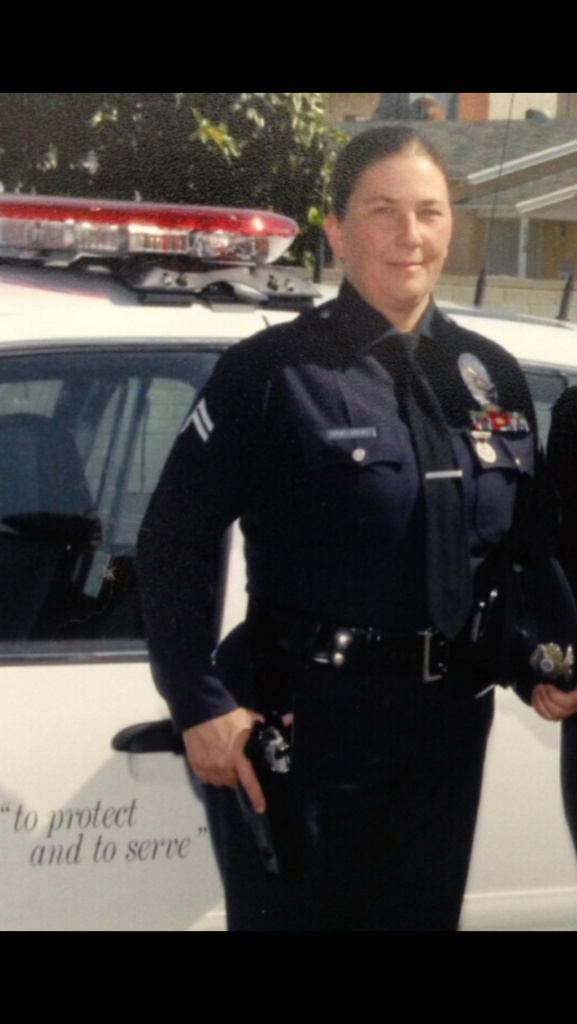 Lapd Officer Mary O Callaghan Pleads Not Guilty To Felony