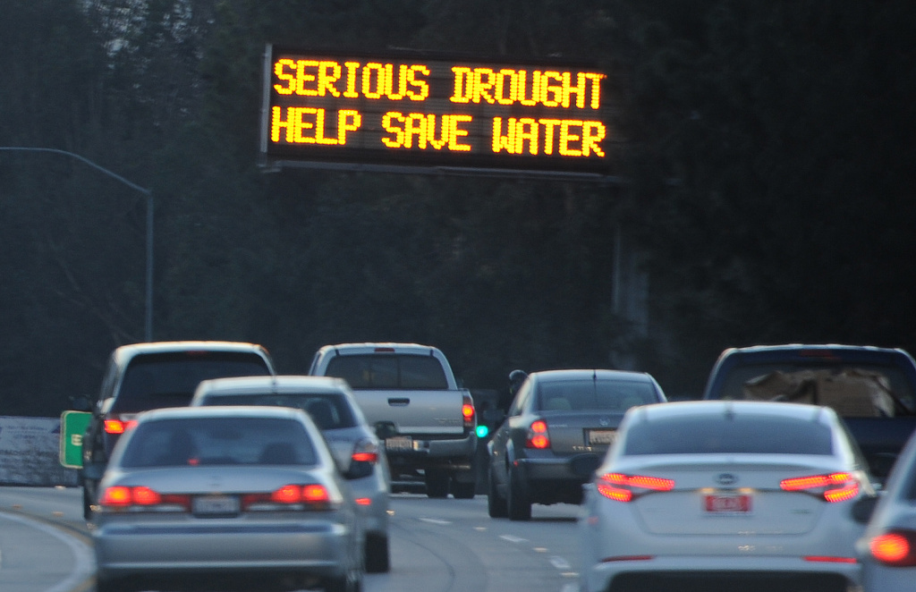 Governor Newsom Declares Drought in California
