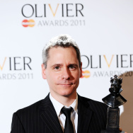 The Olivier Awards 2011 - Press Room
