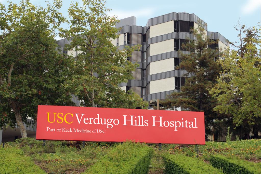 USC Verdugo Hills Hospital.